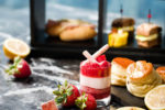 Hong Kong Ritz-Carlton summer afternoon tea