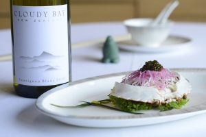New pinot from Cloudy Bay at InterCon HK